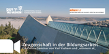 Zeugenschaft in der Bildungsarbeit - Online-Seminar von Yad Vashem und _erinnern.at_