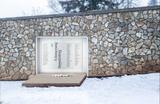 Eröffnung des neuen Holocaust-Gedenkort in Neusiedl am See