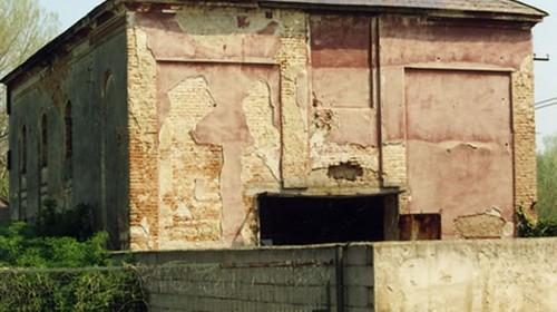 Virtuelle Rekonstruktion der ehemaligen Synagoge in Gattendorf
