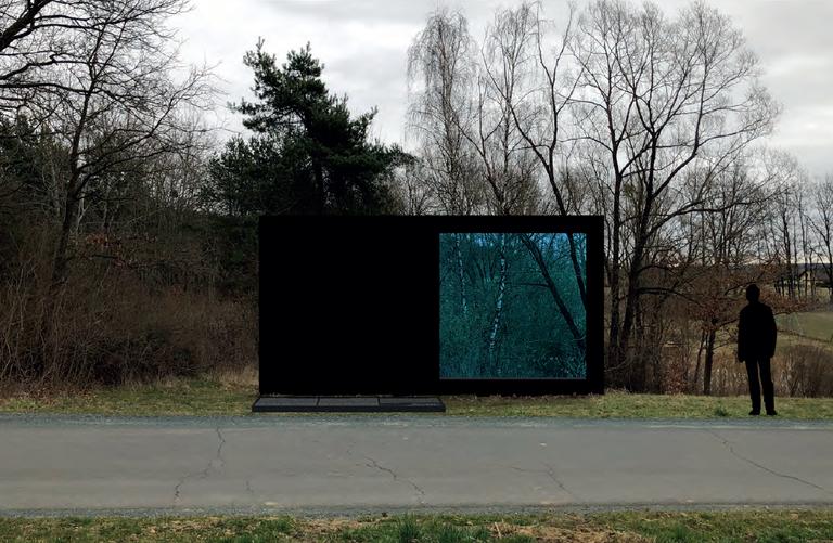 """Siegerprojekt: """"Minuten, Tage, Jahre"""" von Jasmin Maria Trabichler"""