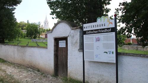 Jüdische Spuren in Mattersburg