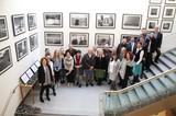 Fotoausstellung in Erinnerung an das KZ Mauthausen an der WIMO Klagenfurt