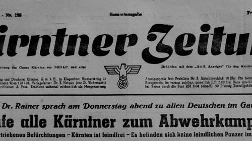Gedenktag 05.05.2020 in Kärnten/Koroska - Wie verläuft die Befreiung vom Nationalsozialismus in Kärnten?