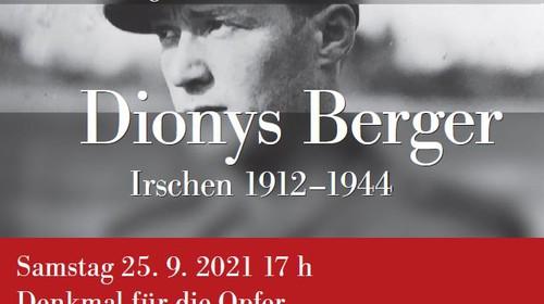 Erweiterung des Denkmals für die NS-Opfer in Greifenburg