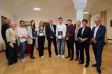 Förderpreis der Stadt Krems für Zeitgeschichte vergeben