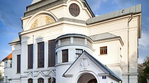 Lange Nacht der Museen in der ehemaligen Synagoge St. Pölten