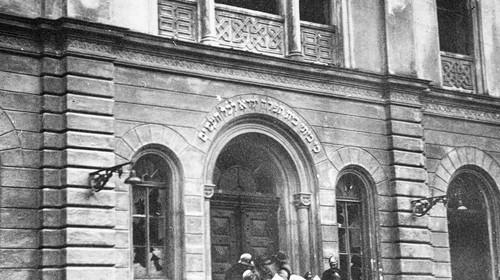 Der Novemberpogrom 1938 in Linz – Ausschreitungen in der ganzen Stadt