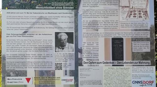 Gedenkmarsch von Mauthausen nach Gunskirchen