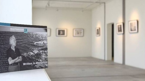 Ausstellung: Written in Memory