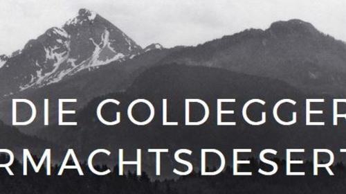 Gedenkfeier für die Goldegger Deserteure
