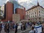 Antisemitische Übergriffe in Graz