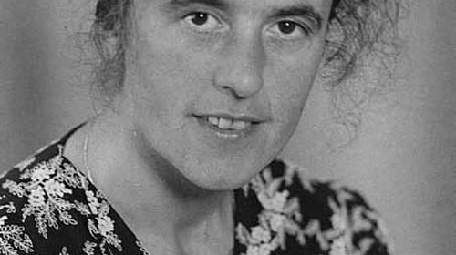 """Posthume Ehrung für Margarete Hoffer als """"Gerechte unter den Völkern"""""""