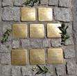 Stolpersteine in Graz beschmiert