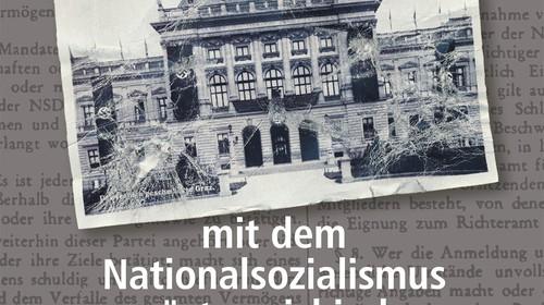 """Buchpräsentation: Der """"schwierige"""" Umgang mit dem Nationalsozialismus an österreichischen Universitäten.  Die Karl-Franzens-Universität Graz im Vergleich"""