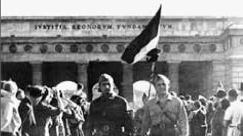 Buchpräsentation: Für die Freiheit Österreichs! Bei den Partisanen und im Ersten Österreichischen Bataillon