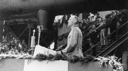 Film und Buchvorstellung: Opa, Rebell! Sepp Filz – Ein Donawitzer Arbeiter und Widerstandskämpfer