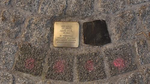 Debatte um Stolpersteinverlegungen in Innsbruck