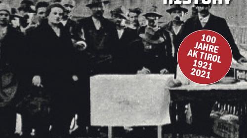 Heft Tirol in den 1920er Jahren. Land im Umbruch