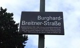 Studie Ina Friedmann: Burghard Breitner