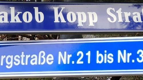 Von der Koppstraße zur Bergstraße in Imst