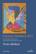 Buchpräsentation: Gaismair-Jahrbuch 2017