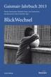 Buch Gaismair-Jahrbuch 2013. BlickWechsel