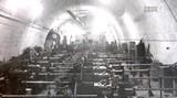 Zwangsarbeit in der Messerschmitthalle im Schwazer Bergwerk