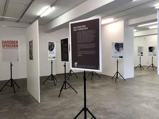 """Ausstellung """"darüber sprechen"""" in Vorarlberg"""