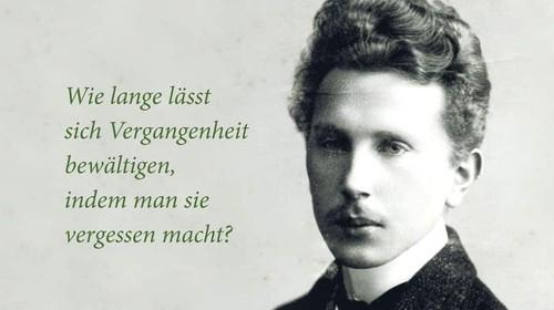 """Neuerscheinung: """"Hans Nägele 1884–1973. Wie lange lässt sich Vergangenheit bewältigen, indem man sie vergessen macht?"""""""