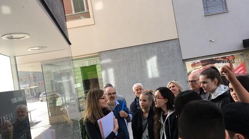 """""""Widerstand, Verfolgung und Desertion"""" – Rundgang in Bregenz"""