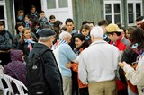 Befreiungsfeier Mauthausen 2004