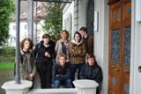 """Schüler/innen des BG Dornbirn auf Spurensuche für das Projekt """"DPs""""."""