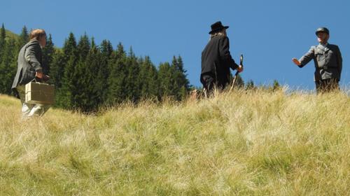 Auf der Flucht – Eine Grenzerfahrung zwischen Österreich und der Schweiz