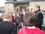 Literarische Reflexionen von Exkursionen in die Gedenkstätte Mauthausen