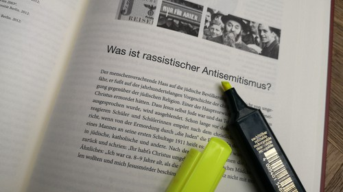 Antisemitismus: Geschichte – Gegenwart – Prävention