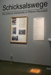 Erstinformation zur ergänzenden Ausstellung im Empfangsraum des Stadtmuseums