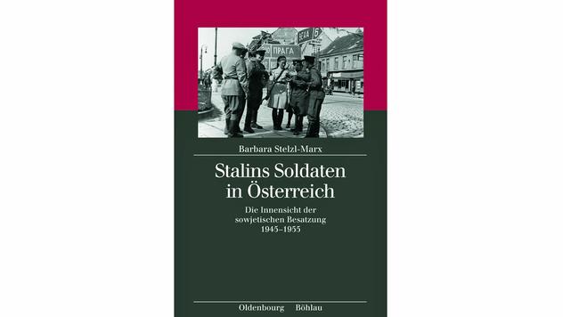 Publikation zu den sowjetischen Soldaten und Kriegsgefangenen
