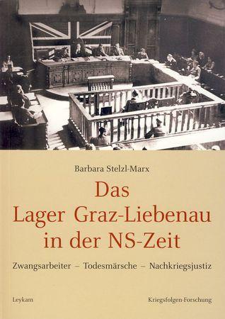Buchcover Lager Liebenau