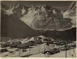 Das Silvretta-Dorf: Hier wurden mehr als tausend Zwangsarbeitskräfte aus den verschiedensten Ländern untergebracht.