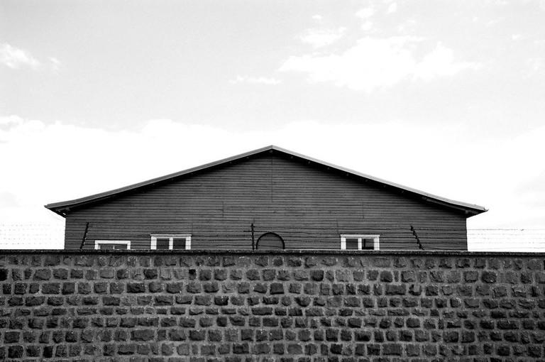 Im KZ Mauthausen wurden mehr als 200.000 Menschen interniert, etwa 100.000 Häftlinge wurden ermordet (© Alejandro Matos).