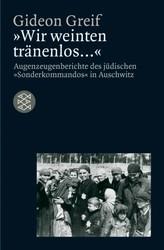 """Karl Markovics liest aus  aus dem Buch """"'Wir weinten tränenlos' - Augenzeugenberichte des jüdischen 'Sonderkommandos' in Auschwitz"""""""