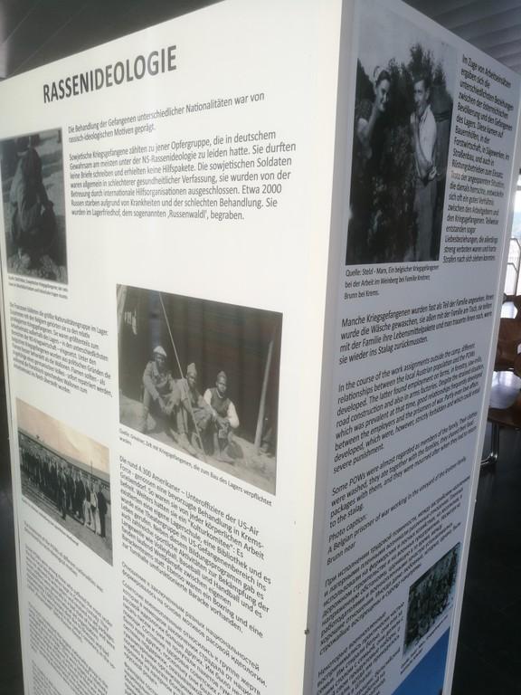 Gedenkquader Stalag