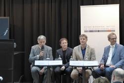 Béla Rásky, Horst Schreiber, Albert Lichtblau, Martin Krist (v.l.n.r.))