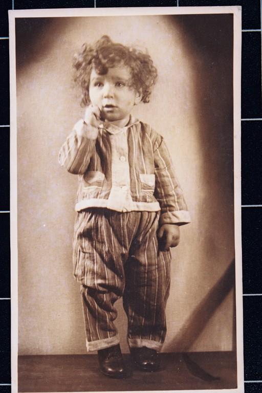 Poldi Reichmann, ermordet 1944 im KZ Auschwitz (© Abraham Gafni).JPG