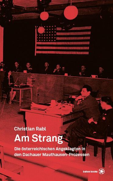 "Buchcover Christian Rabl: ""Am Strang"""