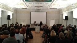 Israel und Österreich: 60 Jahre diplomatische Beziehungen.  I.E. Talya Lador-Fresher, Botschafterin des Staates Israel in Österreich im Gespräch mit Martina Maschke