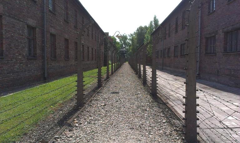 Gedenkstätte Auschwitz I