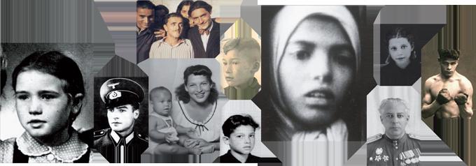 Homepage: Das Schicksal der europäischen Roma und Sinti während des Holocaust