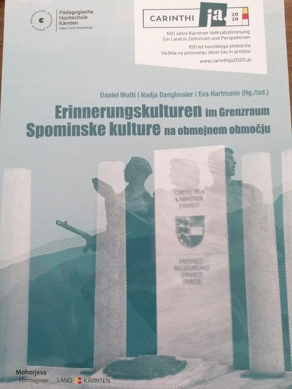 Cover Erinnerungskulturen im Grenzraum
