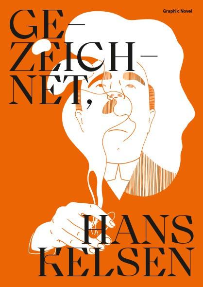 Graphic Novel über Hans Kelsen (c) Pia Plankensteiner / Jüdisches Museum Wien
